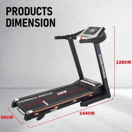 Treadmill Cyber Compact SE