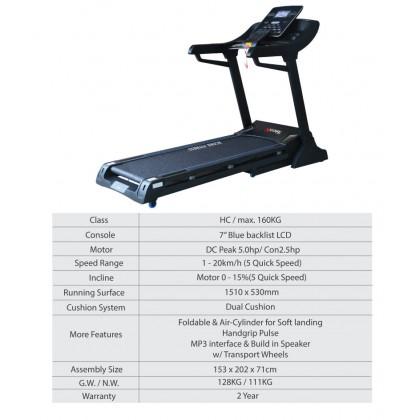 Treadmill Cyber 7