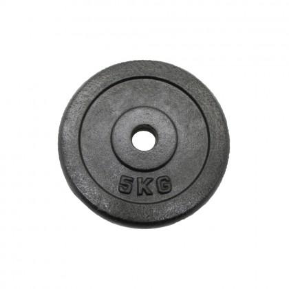 Standard Cast Iron Weight Plate (5kg)