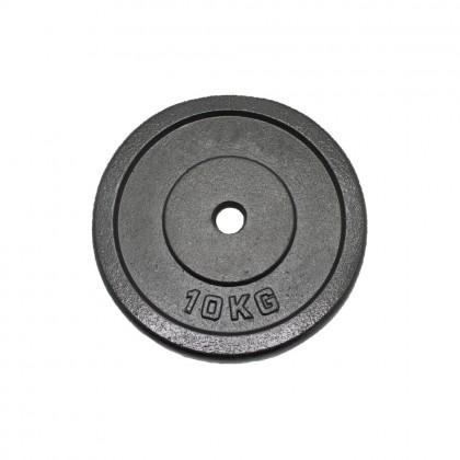 Standard Cast Iron Weight Plate (10kg)