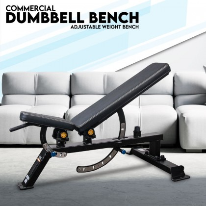 Commercial Adjustable Bench